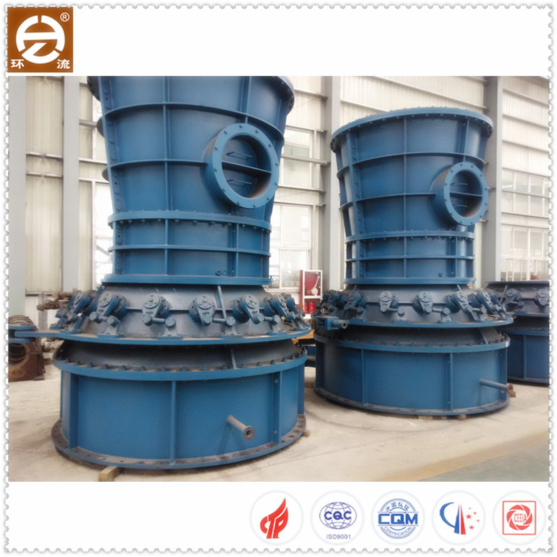 Pit Type Tubular Water Turbine Generator for Low-Head and Big-Capacity