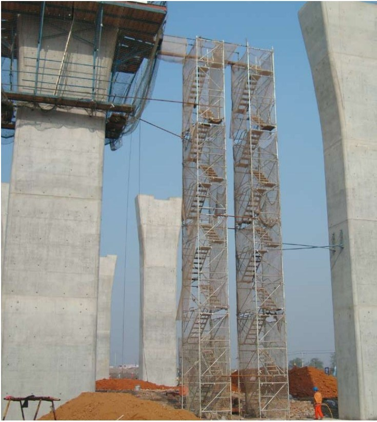 China Stair Tower St60 China Stai Tower Tower System