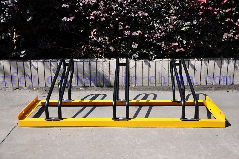 Floor Mounted Parking Bike Rack (PV-3A)