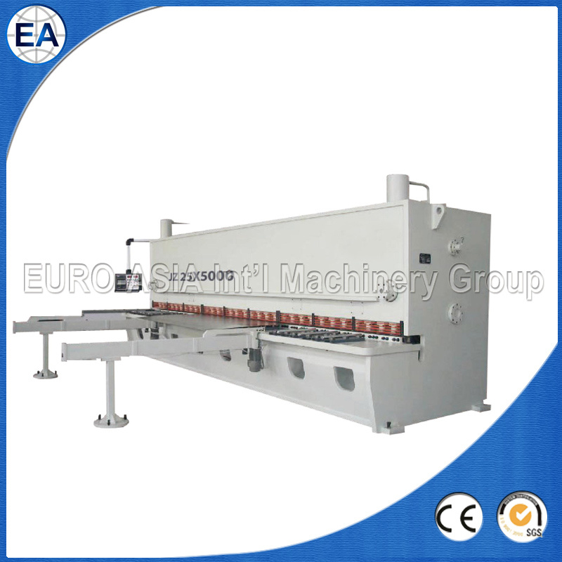 Jb Series CNC Hydraulic Shearing Machine