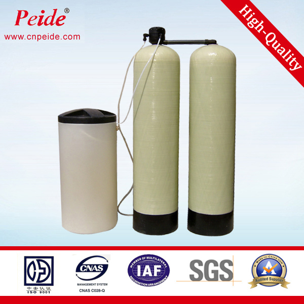 Water Softener for Chemical and Textile Industrial Softener Water Treatment