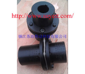 Suye Jzm Heavy Machinery Diaphragm /Laminated Membrane Coupling