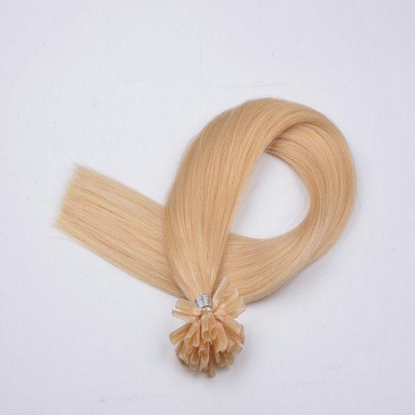 "18"" 20"" 22"" 24"" 100g Italian Keratin Nail Tip U Tip, Stick Tip, I Tip, Flat Tip Hair Extensions, 100% India Virgin Remy Human Hair"