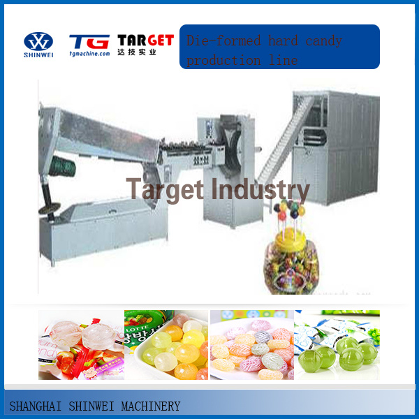 Die-Formed Hard Candy Production Line