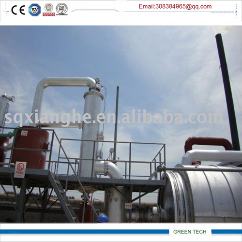 Plastic to Oil Recycling Machinery Xhzt-2800-6600