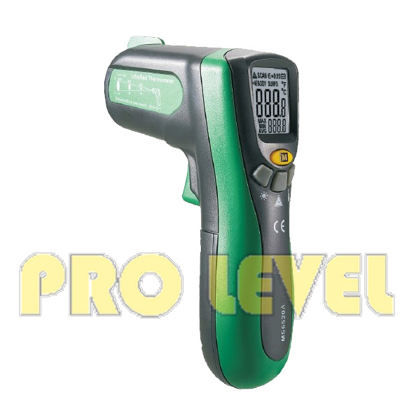 Pfofessional & Accurate Non-Contact Infrared Thermometer (MS6520B)