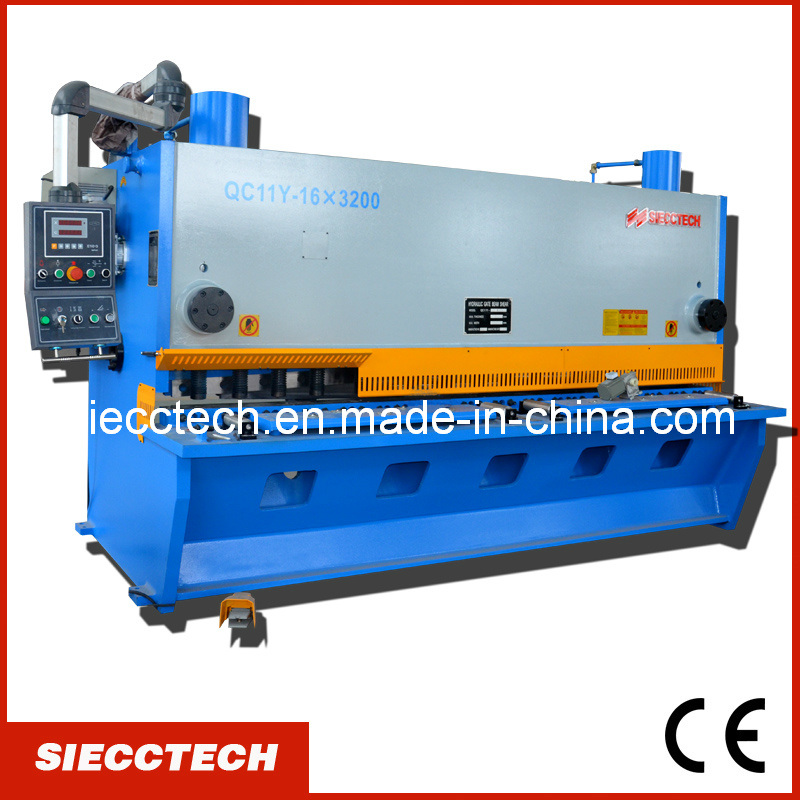 QC11y Hydraulic Shear Machine
