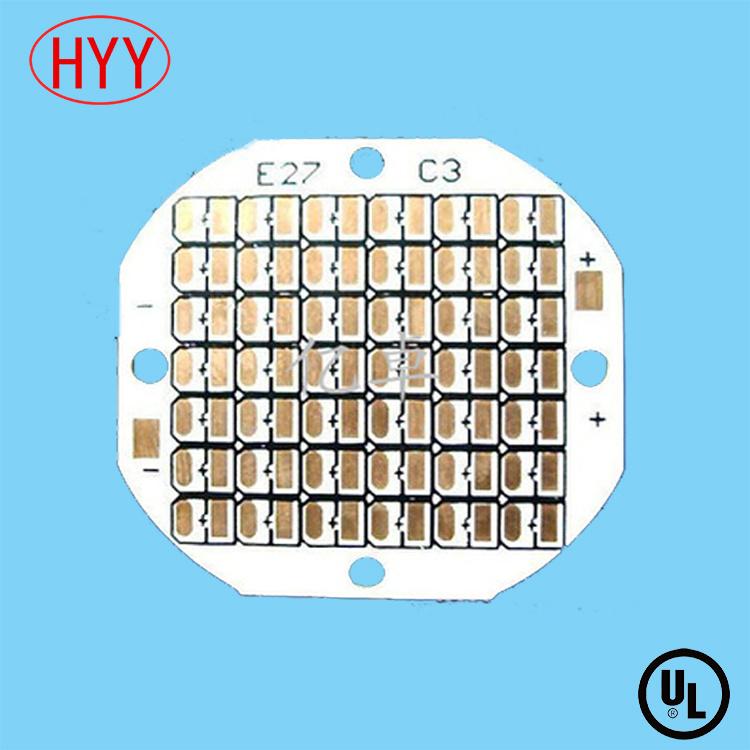 Professional Aluminum PCB for LED Product Shenzhen Factory