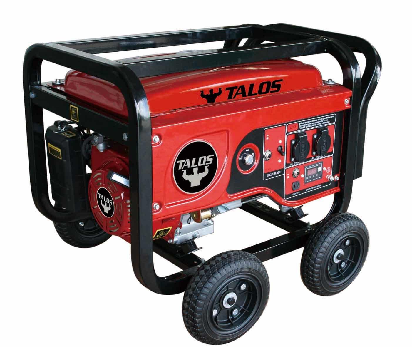 2 kVA Portable Gasoline Generator (TG2500)