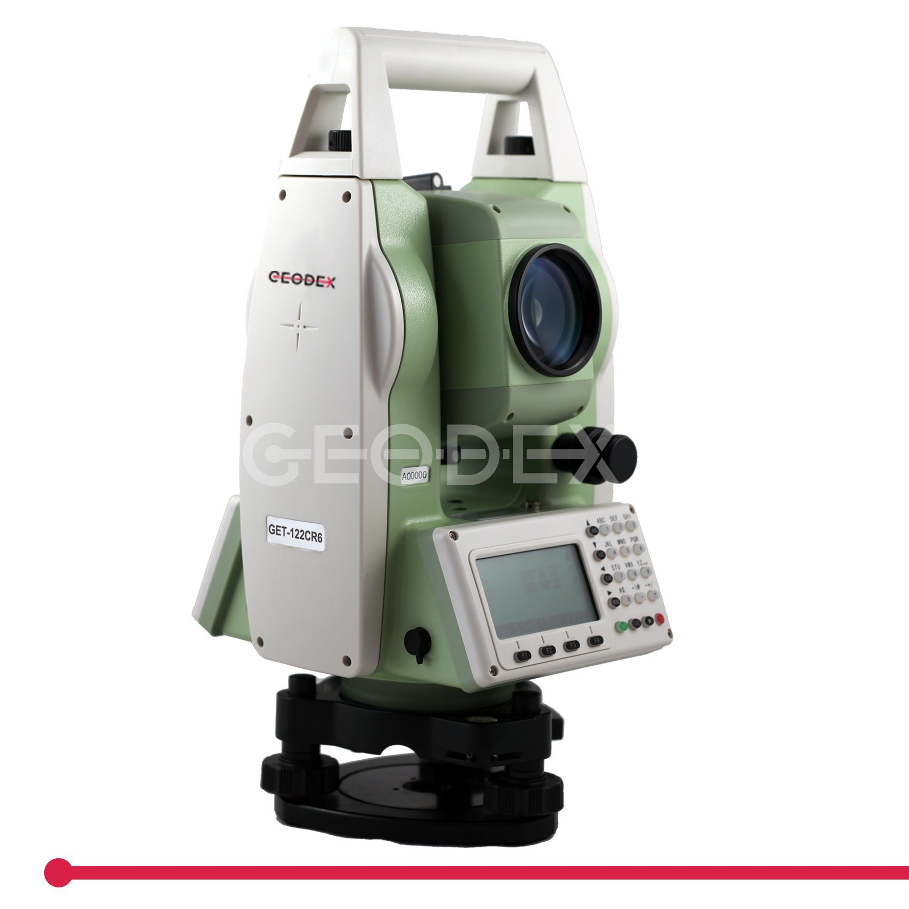 Reflectorless Total Station Surveying Instrument