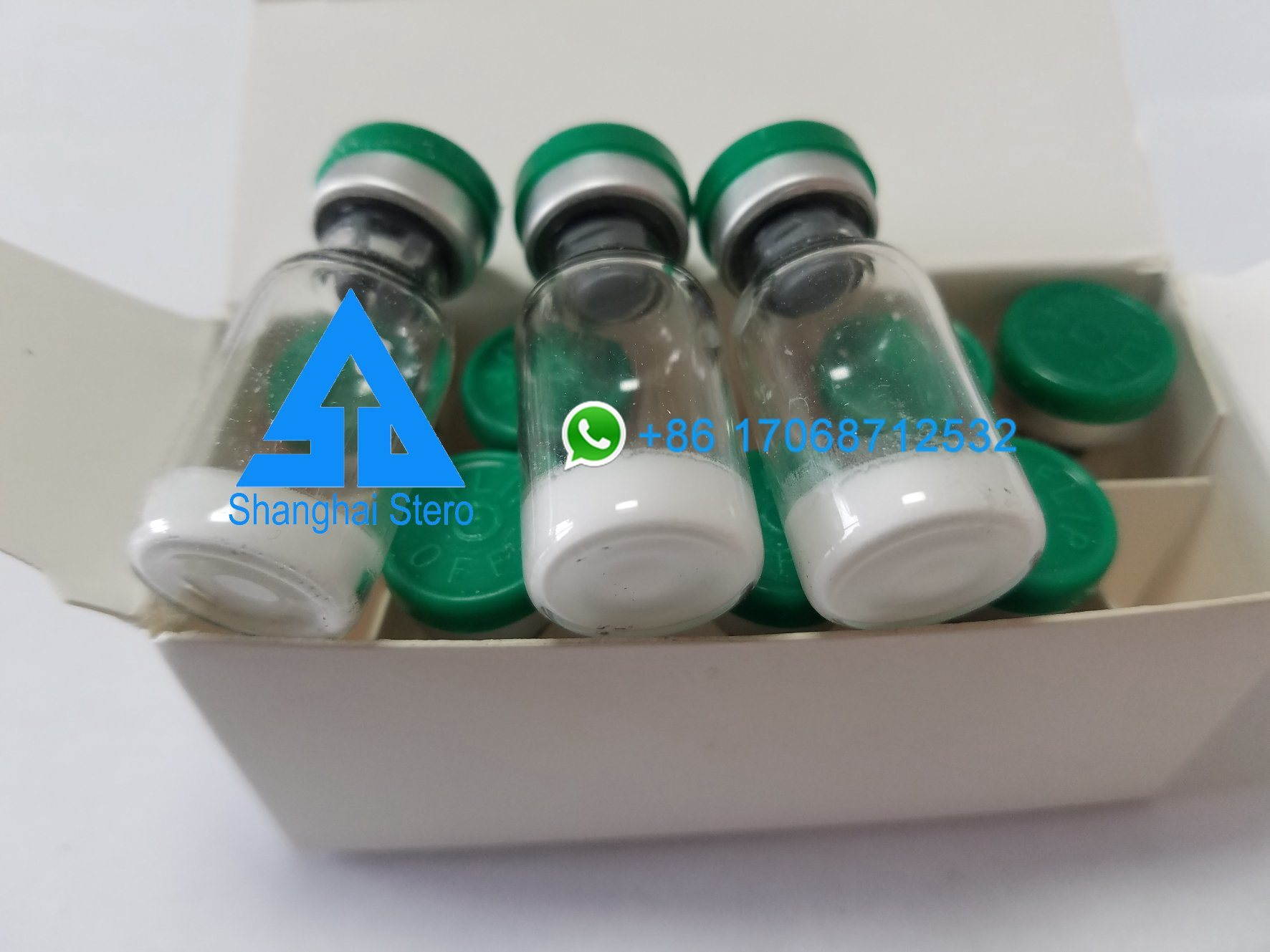 Hot Sale Polypeptides Ghrp-6 10mg/Vial Pharmaceutical Peptides Weight Loss Ghrp-6