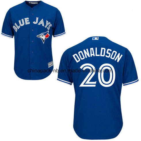Men′s Toronto Blue Jays Majestic Cool Base Team Jersey