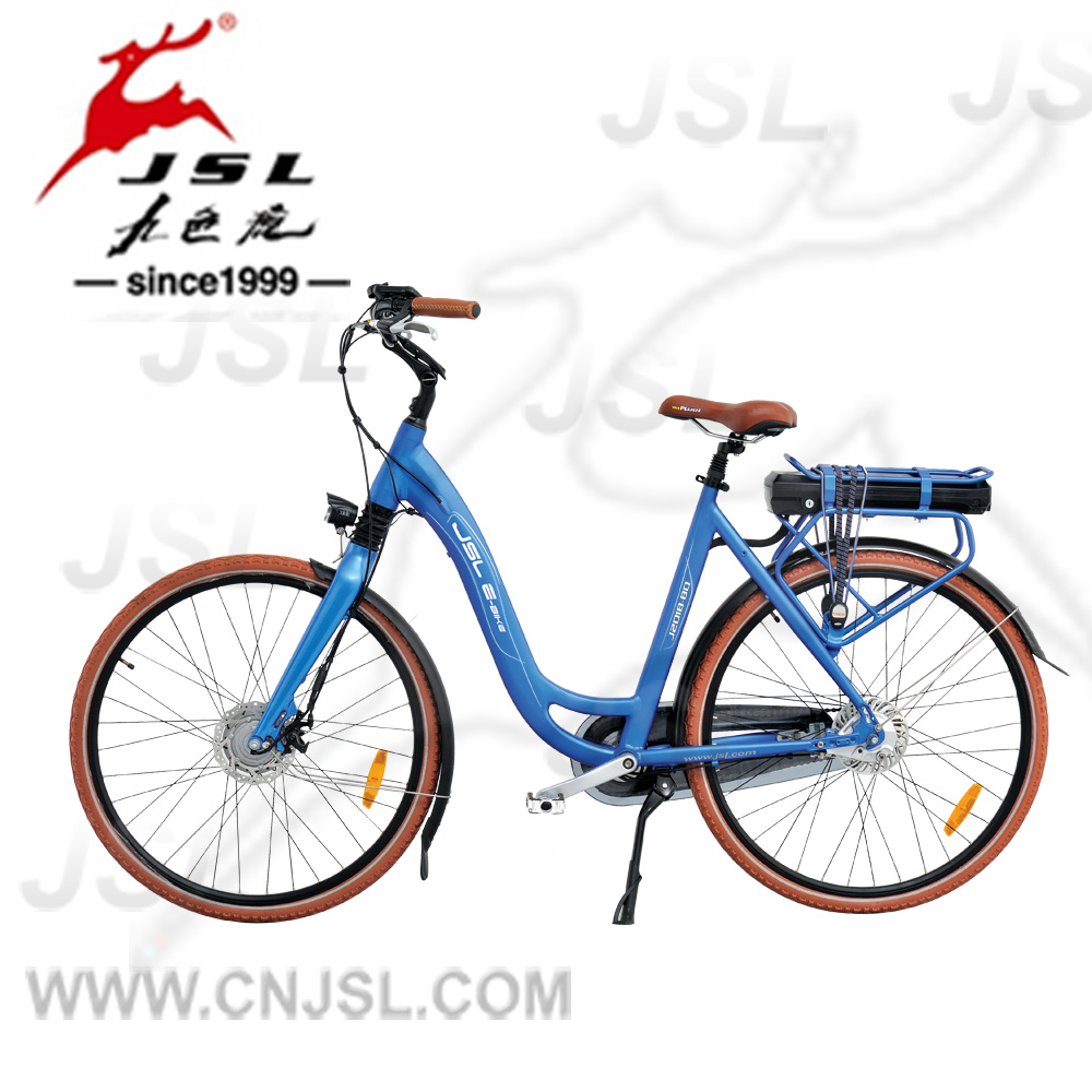 700C Aluminum Alloy Frame 36V Lithium Battery Electric Scooter