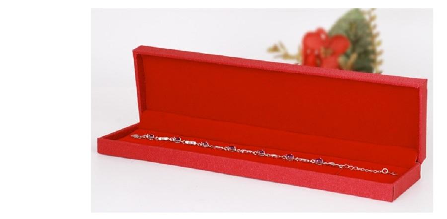 Fashion Design Professional Custom Cardboard Jewelry Box