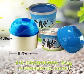 Long-Lasting Aroma Air Freshener (ocean scent)