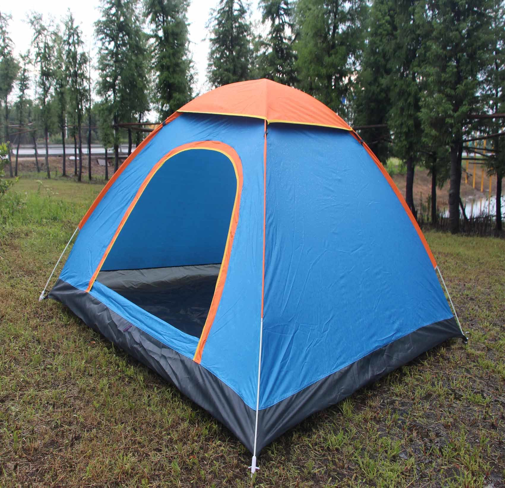 Factory Sale Cheaper Camping Tent, Cheap Outdoor Tent, Umbrella Camping Tent