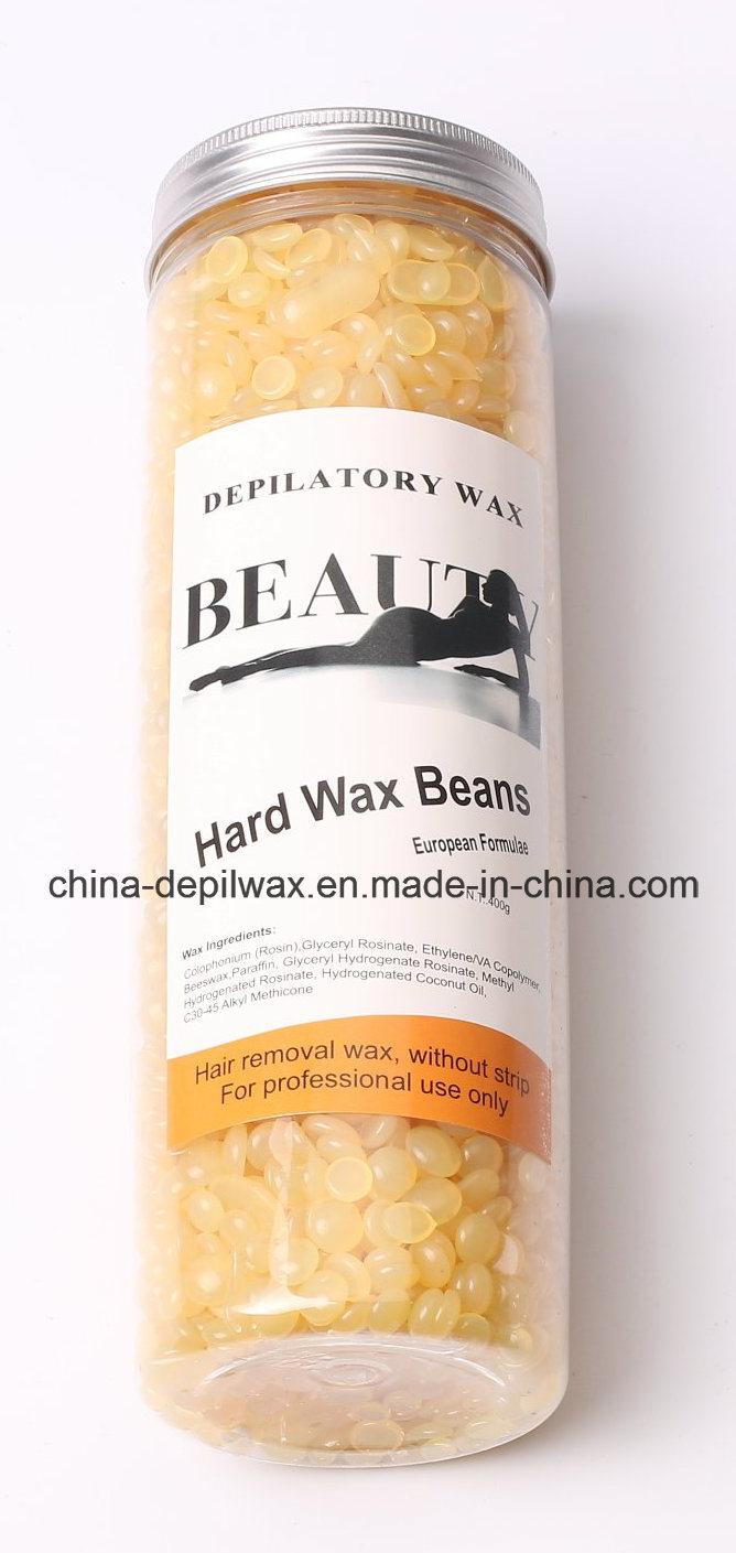 Depilatory Wax Natural Honey Hard Wax Pellets