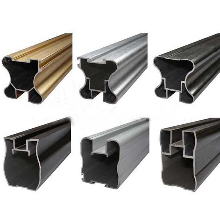 Powder Coating for Door and Window Profiles