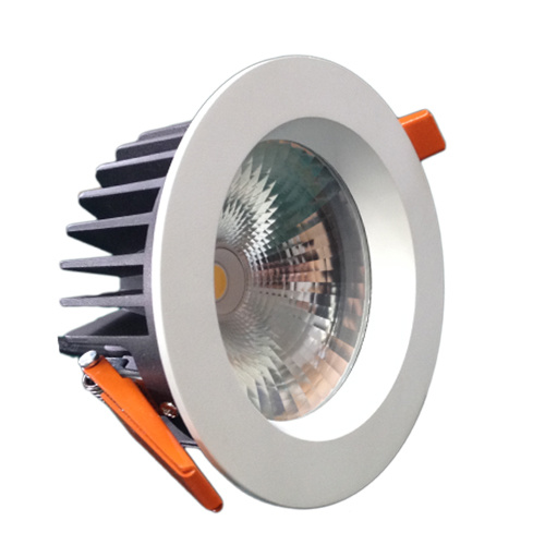 5-Year Warranty CRI90 Recessed 15W Citizen COB LED Downlight with Osram Driver
