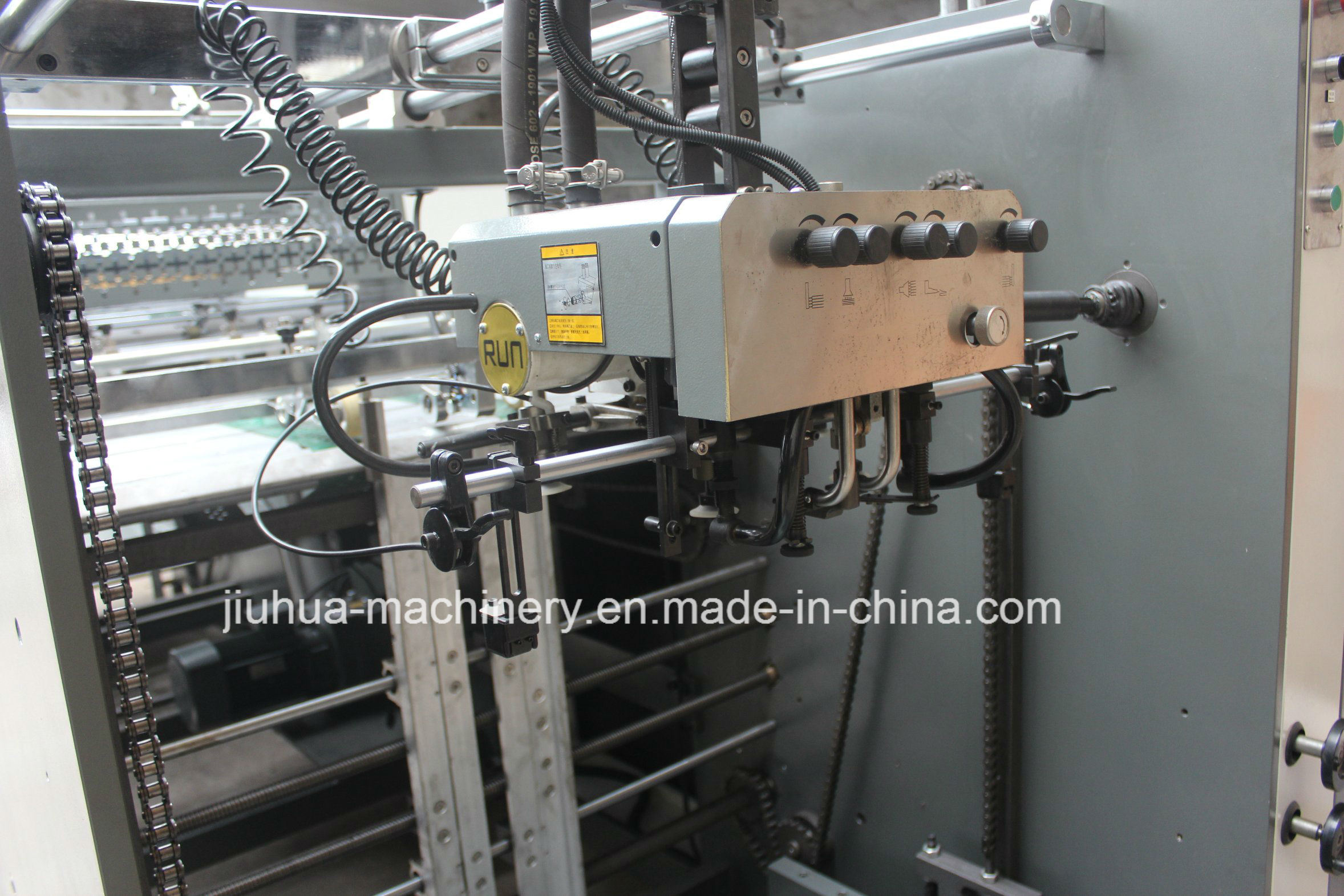Automatic High Speed Thermal Film Laminating Machine