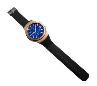 Original No. 1 G3 Bluetooth Smart Watch Reloj for iPhone Samsung HTC ISO Android Phone Smart Watch Heart Rate IP67 Waterproof Black Color
