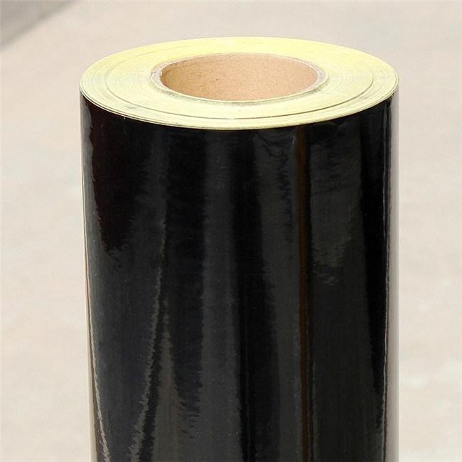 Black Acrylic Reflective Film