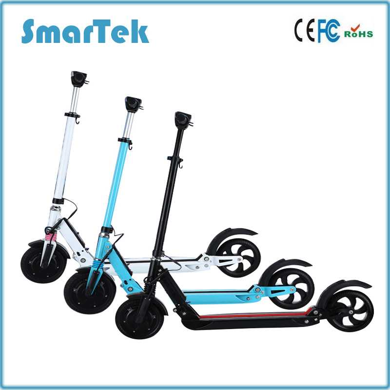Smartek New Hot Sale Smartek Foldable Scooter Patinete Electrico Hoverboard-8 Inches Tubeless Tyre S-020-3