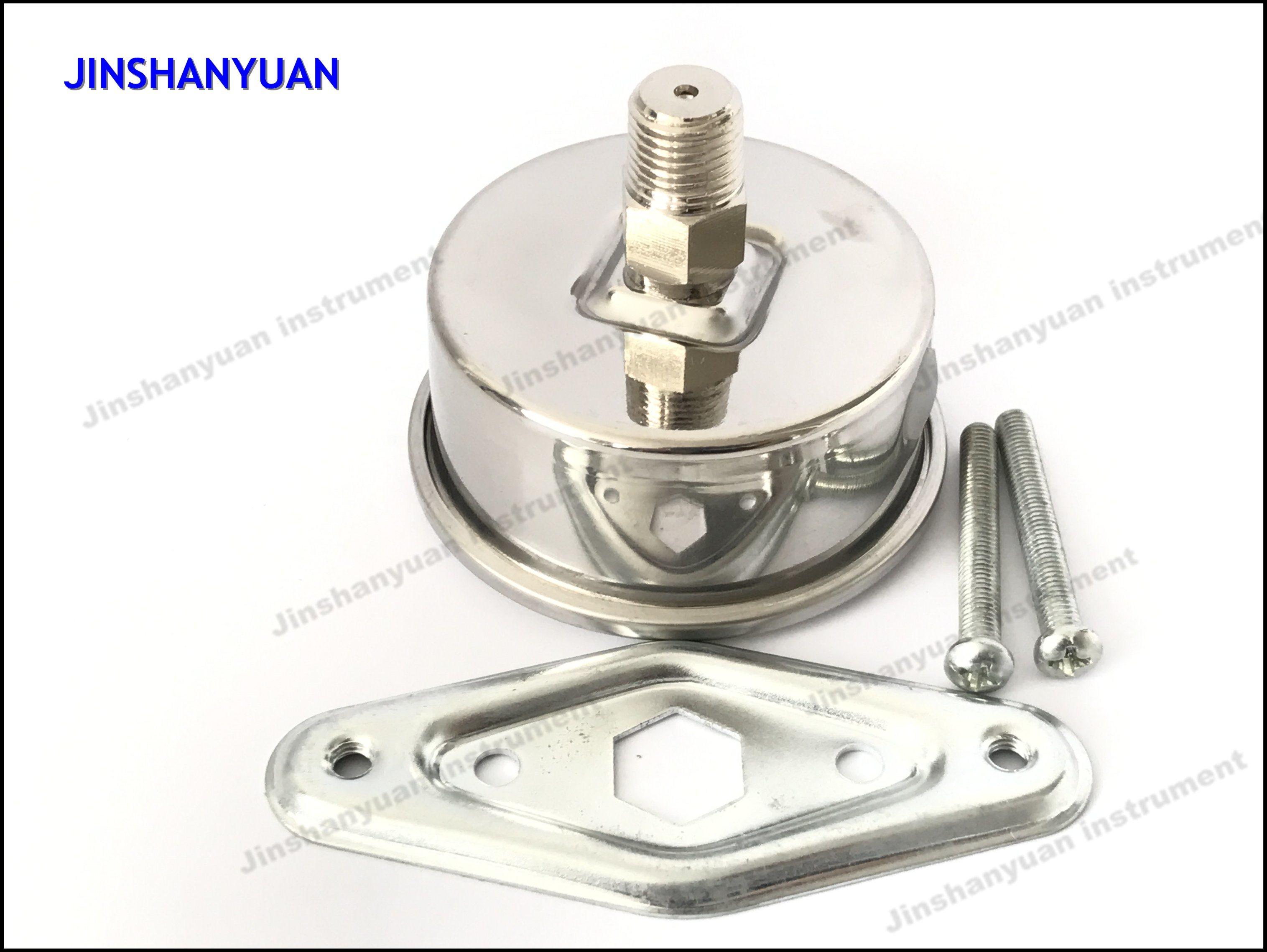 Og-006 Industrial Pressure Gauge with Clamp/Liquid Filled Manometer