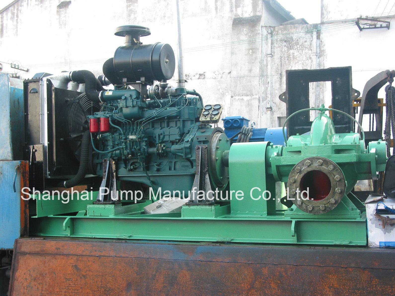 Diesel Driven Centrifugal Water Pump