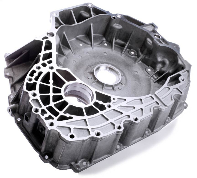 OEM High Precision Aluminum Casting with Sand Casting