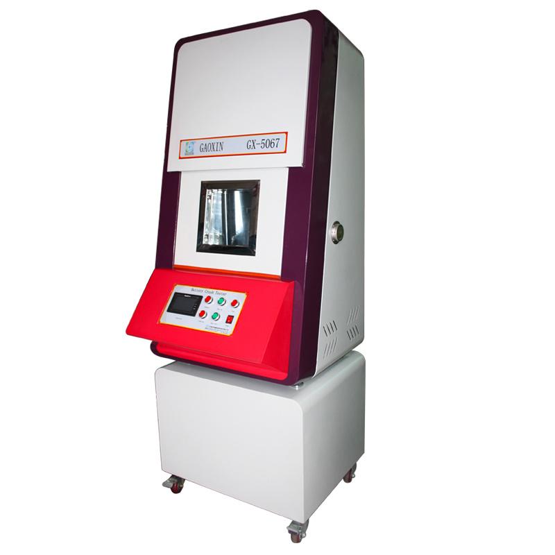 Un38.3 IEC/En 62133 Servo Motor Controlled Battery Crush Testing Machine