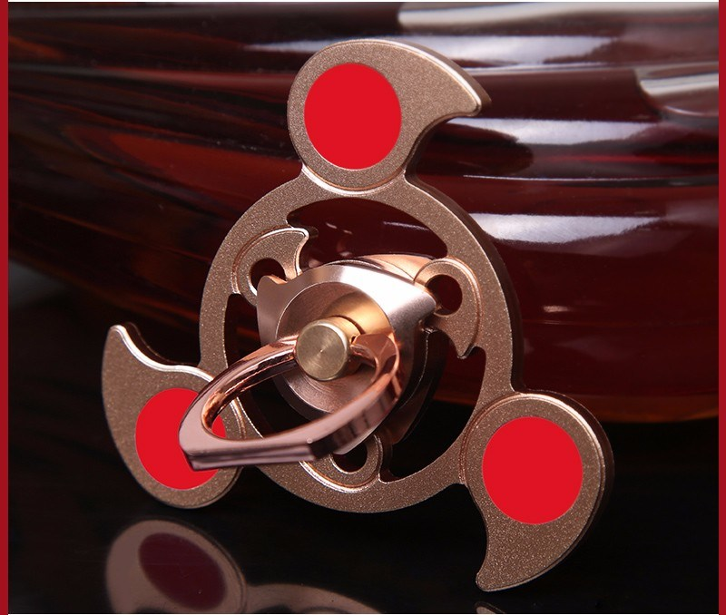 Newest Style Air Rotating Finger Fidget Hand Spinner