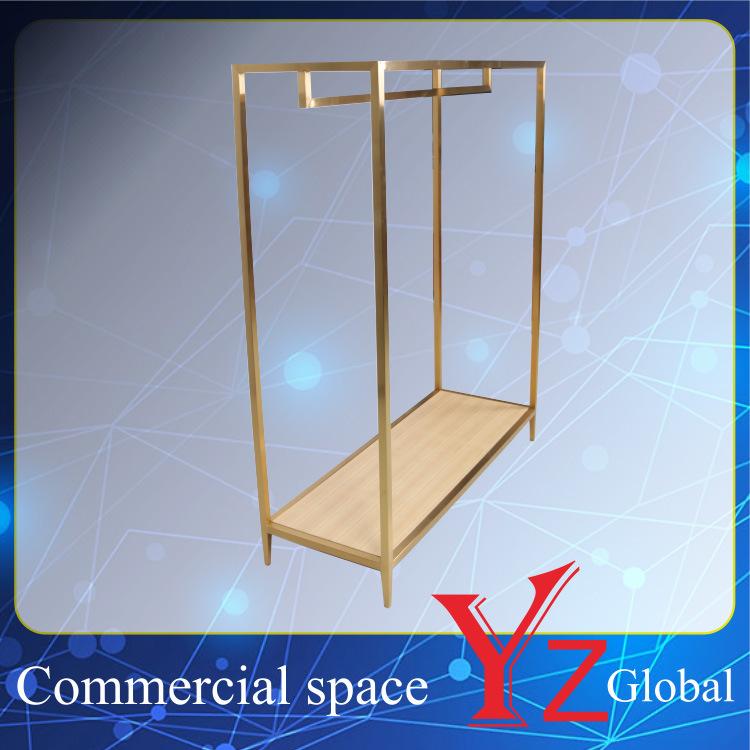 Display Rack (YZ161809) Stainless Steel Display Stand Display Shelf Hanger Rack Exhibition Rack Promotion Rack