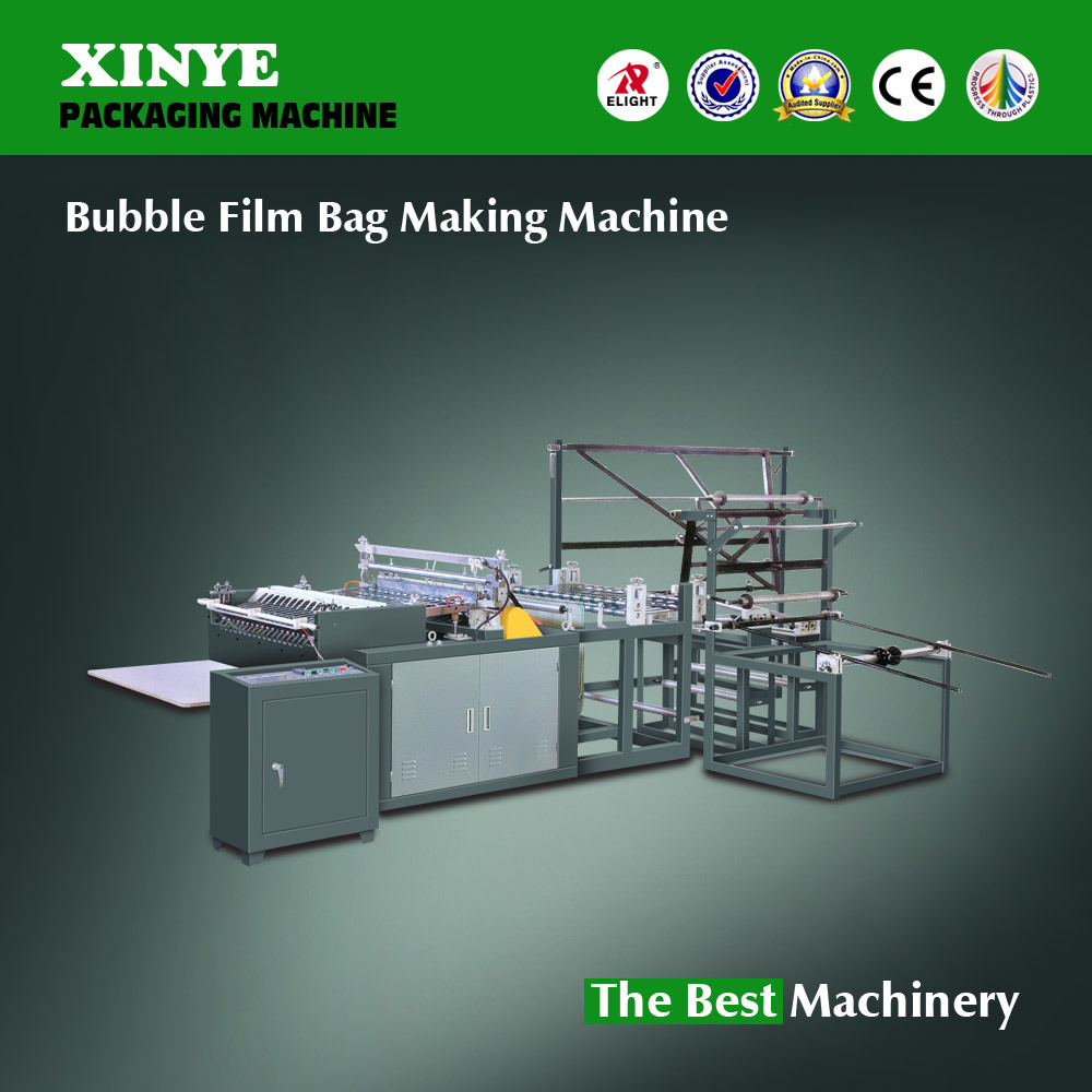 Bubble Film Bag Making Machines