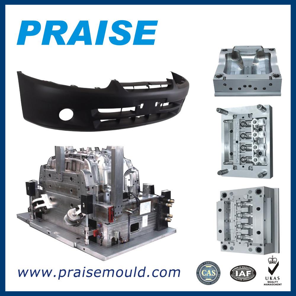 Customized Plastic Auto Parts Plastic Injection Mould Car Part Automobile Part Precision Bumper Part