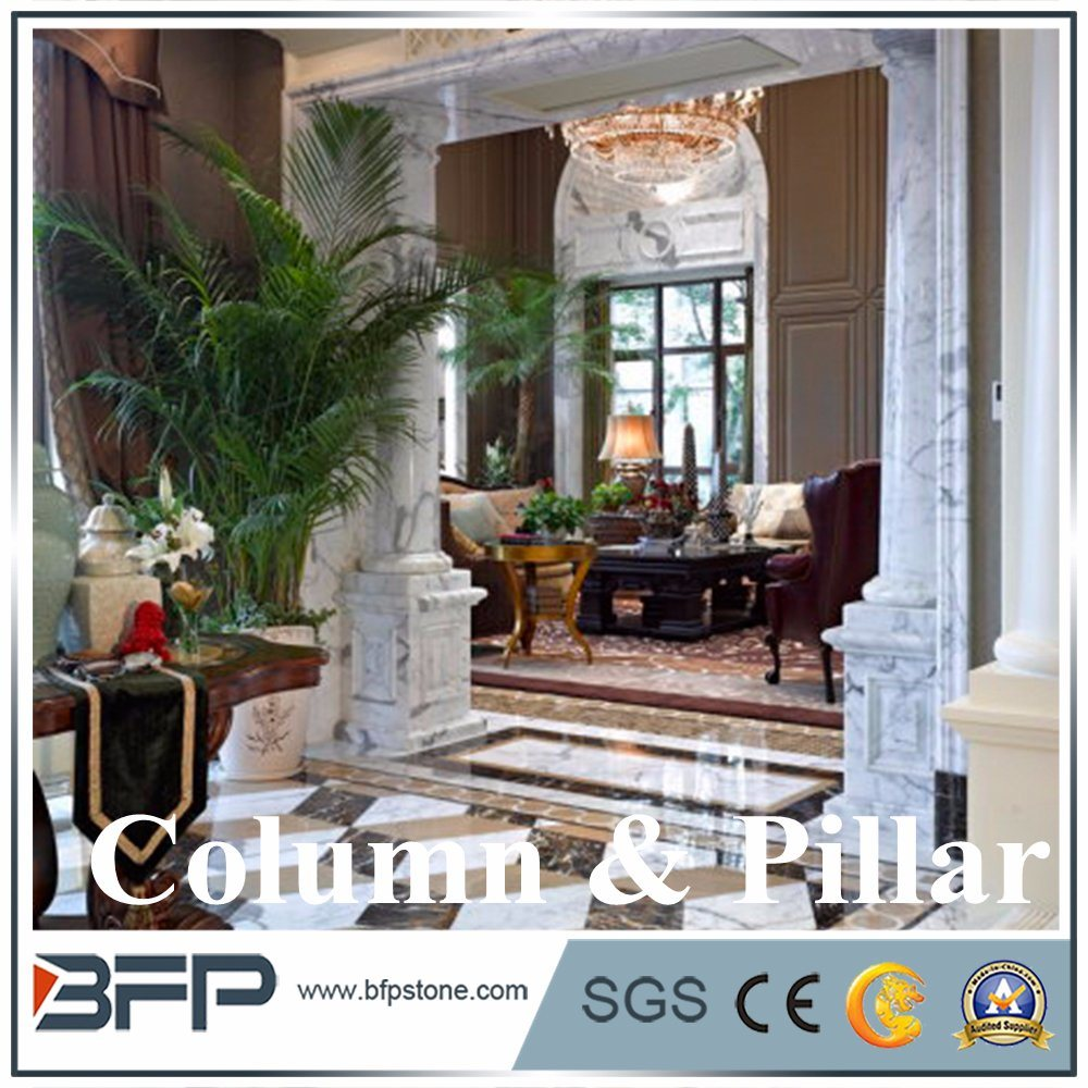 Polyurethane Decoration Roman Column/Pillar PU Roman Column
