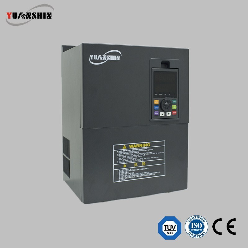 Hot Sell Yuanshin 3000 Series 0.75kw to 185kw 380V/415V/450V Inverter/Converter VFD