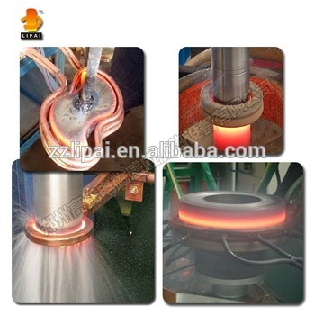 100kw Induction Heating Machine with Hardening Tools Scan System