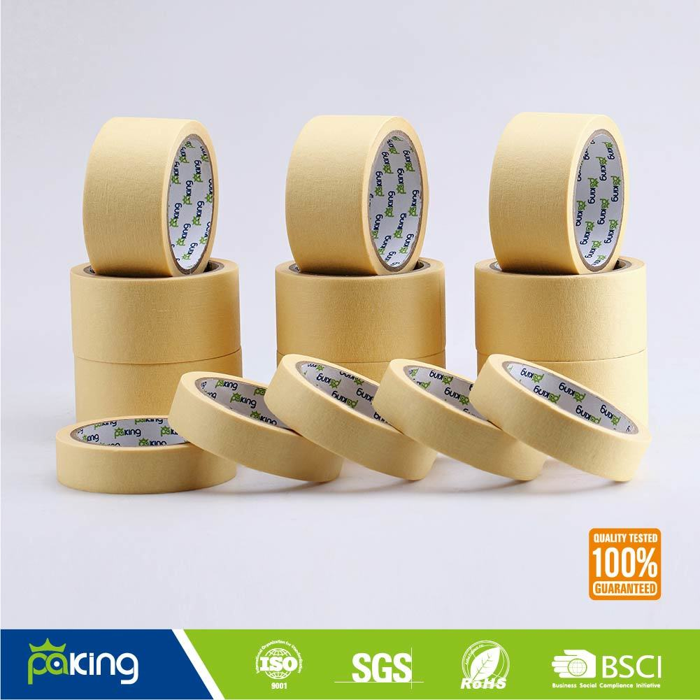 Light Yellow Color General Purpose Masking Tape