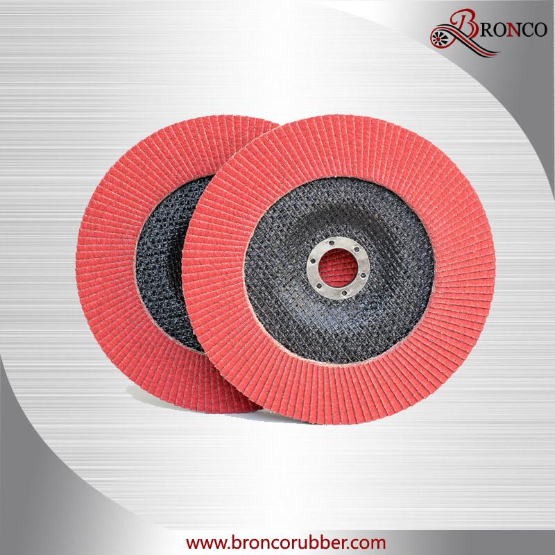 """4"""" Vsm Ceramic Flap Disc"""