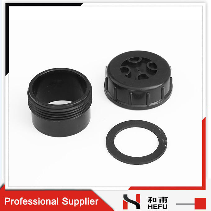 Sewer Drain 6 Inch Clean-out Hole Access Cap Syphon Sewer Pipe Fitting