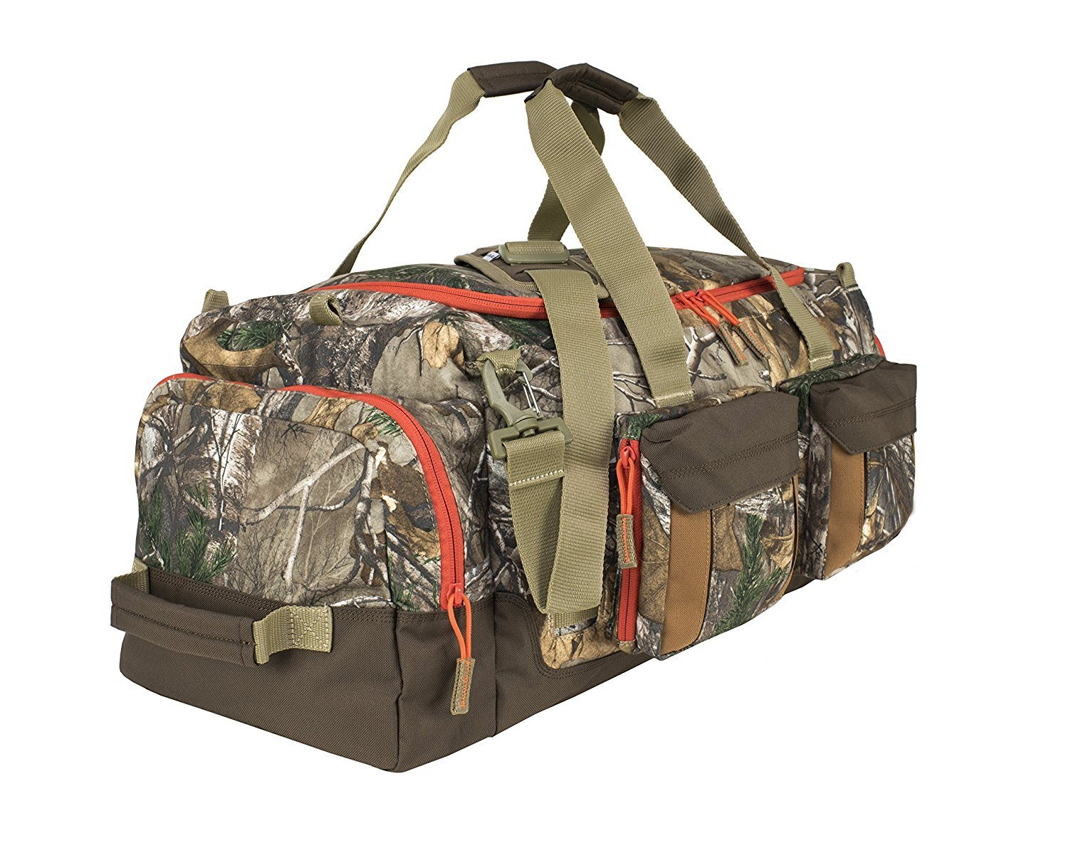 Hunt Realtree Camo Travel Duffel Gear Bag