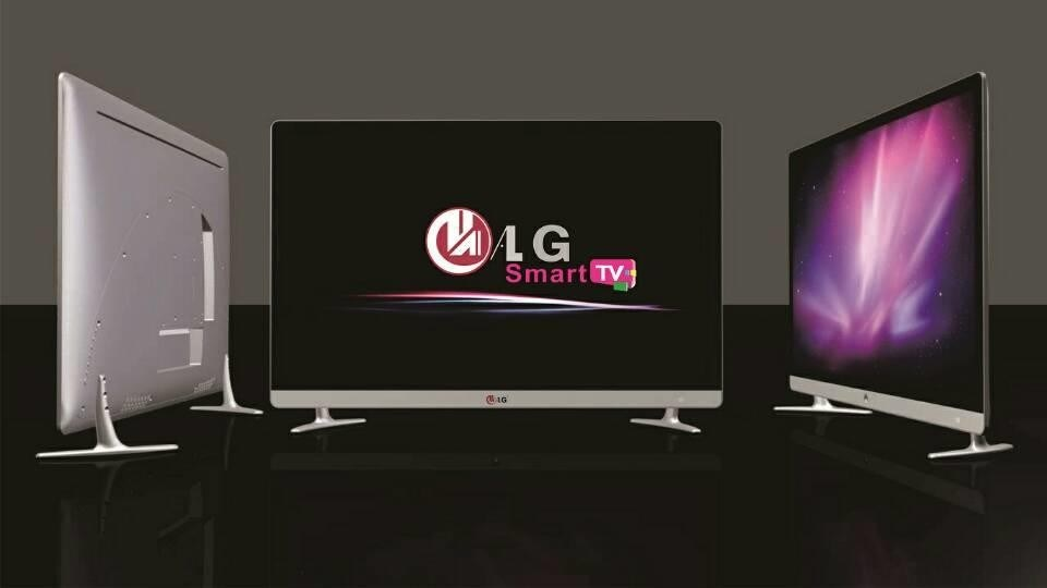 "32"" Digital LED TV with ISDB-T"