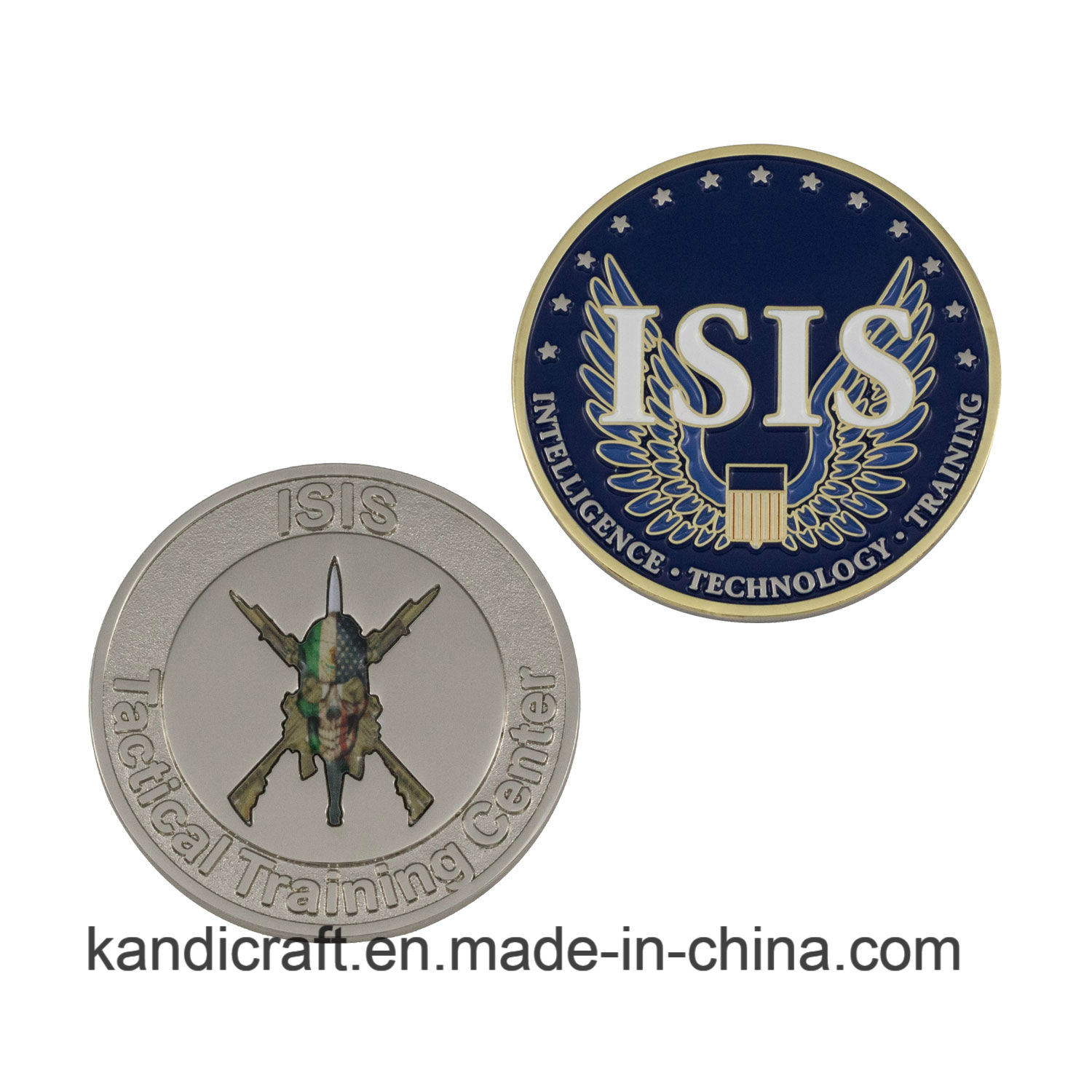 Wholesale Custom Challenge Souvenir Coin