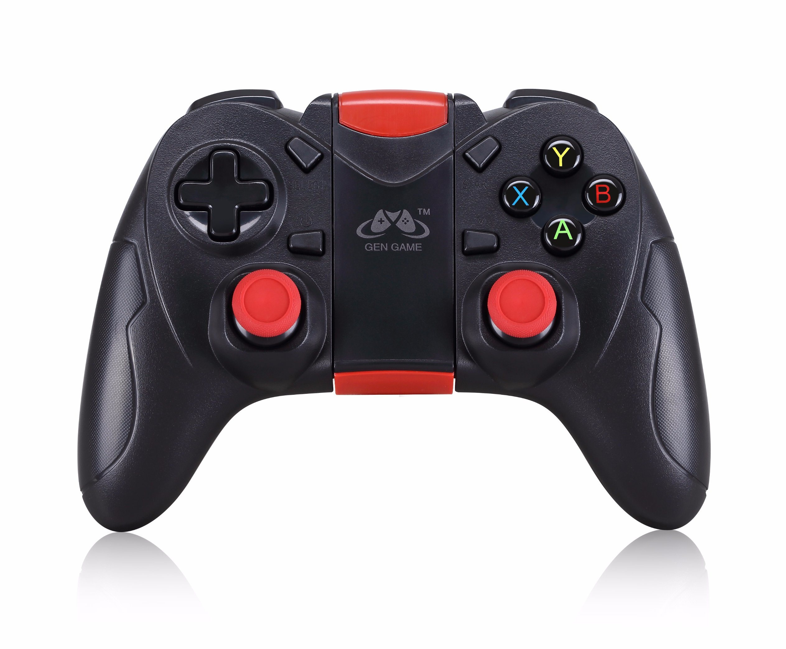 Gen Game S6 Wireless Bluetooth Gamepad Bluetooth 3.0 Joystick Game Controller