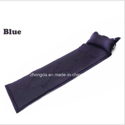 Hot Sales Outdoor Camping Mattress Single Self-Inflating Mat