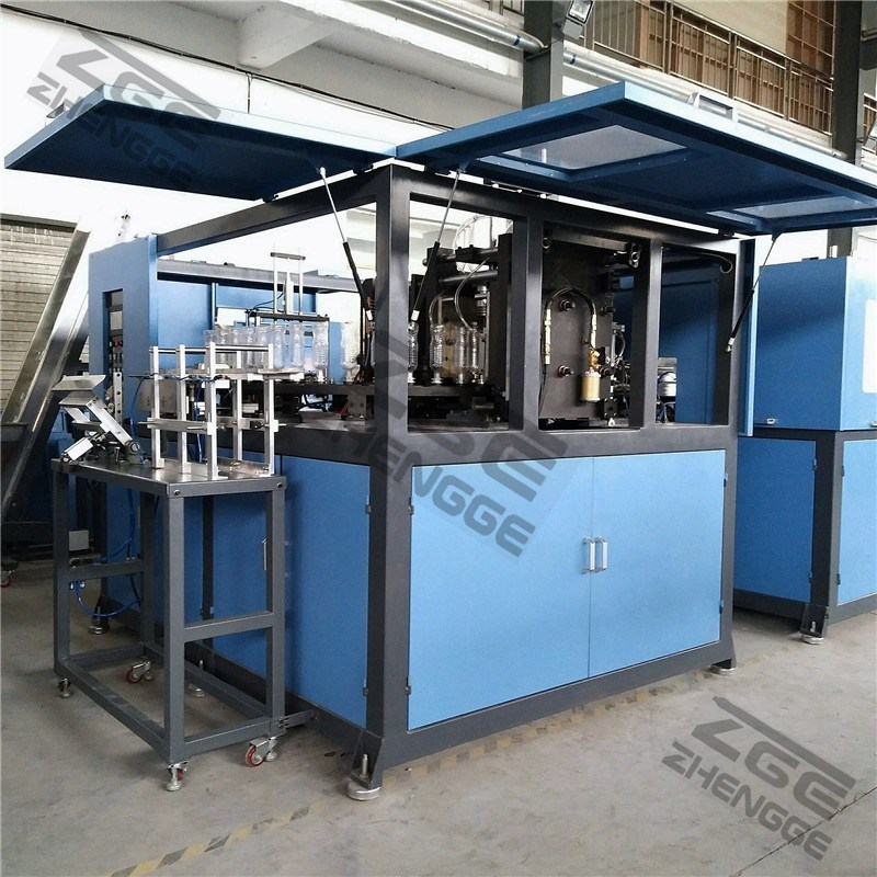 4 Cavity 4000bph Full Automatic Pet Bottle Blow Molding Machine