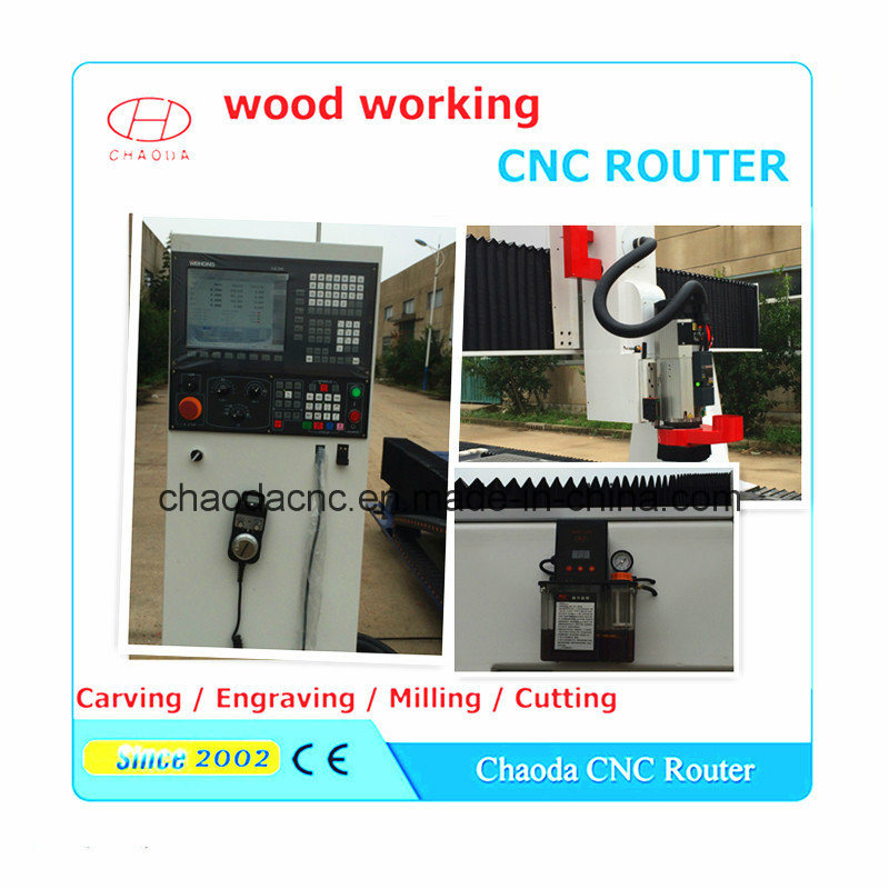 Cheap Price! ! Jcw1325hl 3D Carving Machine 4 Axis Engraving Router Price