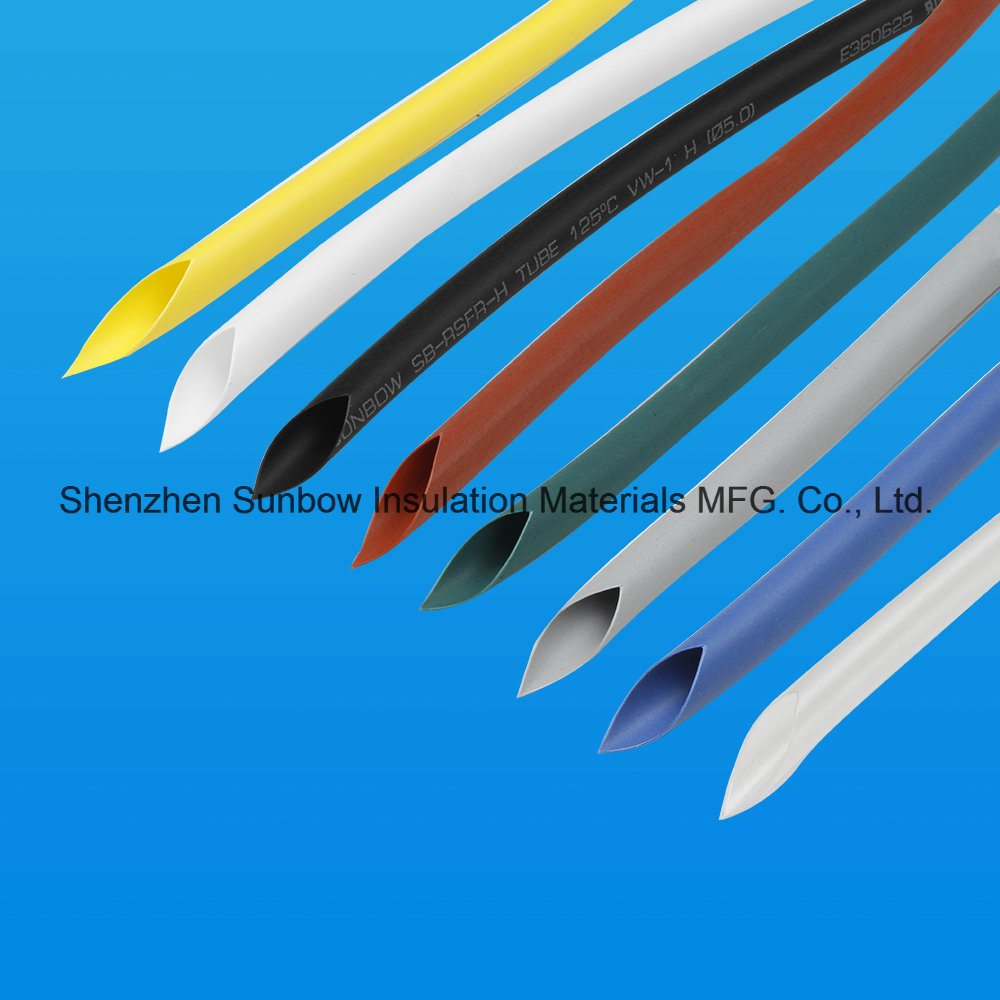 Assortment Ratio 2: 1 Heat Shrink Tubing Tube Sleeving Wrap Kit with Box Colorful Lowest Price