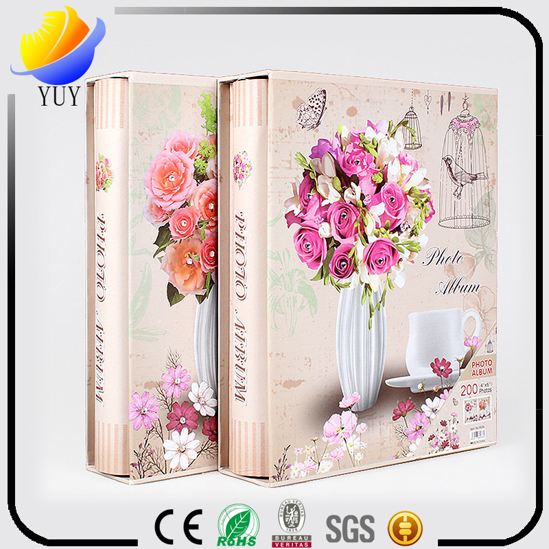Customized Style Scrapbook Photo Album Book with Promotion Gift
